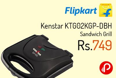 Kenstar KTG02KGP-DBH Sandwich Grill