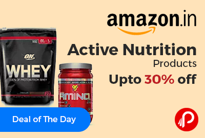Active Nutrition Products