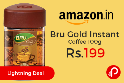 Bru Gold Instant Coffee 100g