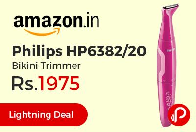 Philips HP6382/20 Bikini Trimmer