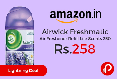Airwick Freshmatic Air Freshener Refill Life Scents 250 ml