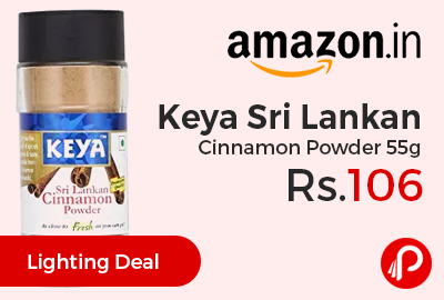 Keya Sri Lankan Cinnamon Powder 5