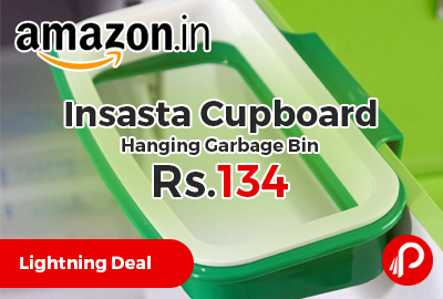 Insasta Cupboard Hanging Garbage Bin