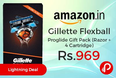 Gillette Flexball Proglide Gift Pack