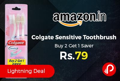 Colgate Sensitive Toothbrush