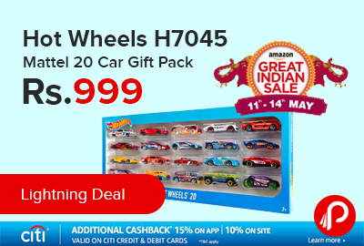 Hot Wheels H7045 Mattel 20 Car Gift Pack