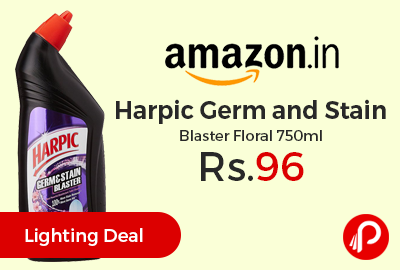 Harpic Germ and Stain Blaster Floral 750ml