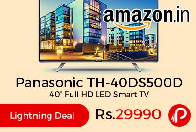 """Panasonic TH-40DS500D 40"""" Full HD LED Smart TV"""
