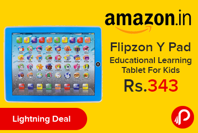 Flipzon Y Pad Educational Learning Tablet For Kids