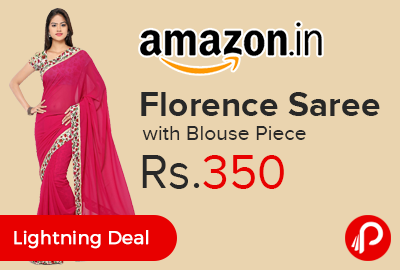 Florence Saree with Blouse Piece