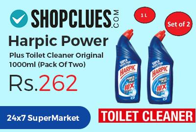 Harpic Power Plus Toilet Cleaner Original 1000ml