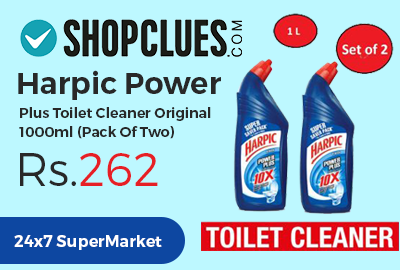 Harpic Power Plus Toilet Cleaner Original 1000ml
