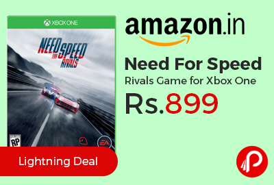 Need For Speed Rivals Game for Xbox One
