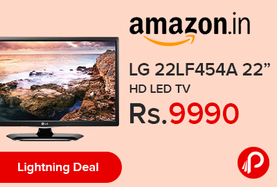 "LG 22LF454A 22"" HD LED TV"