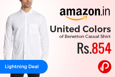 United Colors of Benetton Casual Shirt