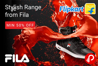 Fila Shoes Stylish Range