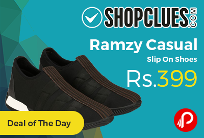 Ramzy Casual Slip On Shoes
