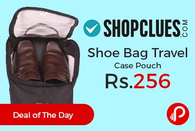 Shoe Bag Travel Case Pouch