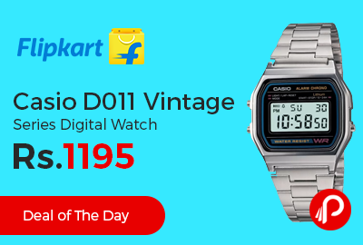 Casio D011 Vintage Series Digital Watch