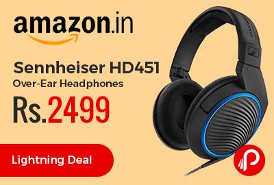 Sennheiser HD451 506773 Over-Ear Headphone