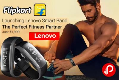 Lenovo HW01 Smart Band