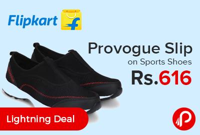 Provogue Slip on Sports Shoes