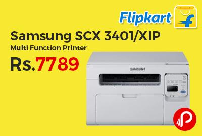 Samsung SCX 3401/XIP Multi Function Printer