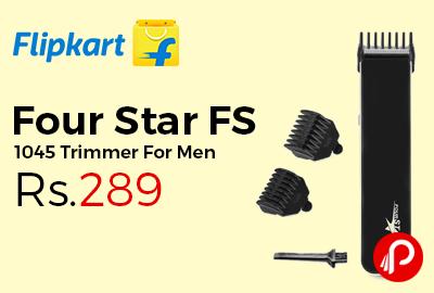 Four Star FS 1045 Trimmer For Men