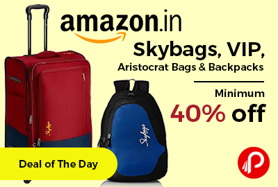 Skybags, VIP, Aristocrat Bags & Backpacks