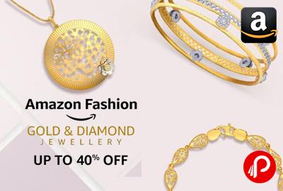 Gold and Diamond Jewellery
