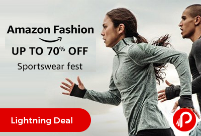 Sportswear Fest Amazon Fashion