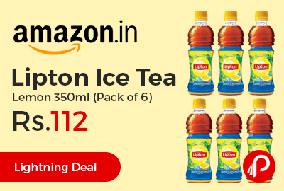 Lipton Ice Tea Lemon 350ml