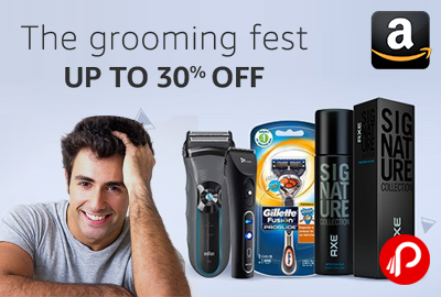The Grooming Fest