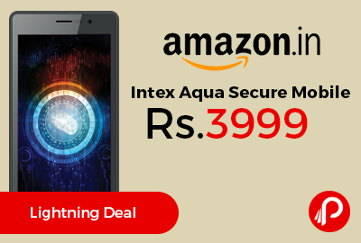 Intex Aqua Secure Mobile