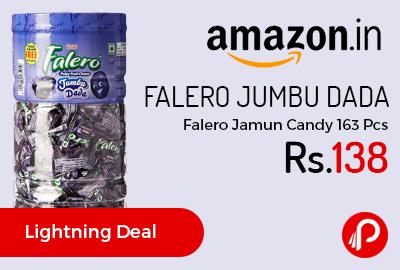 Falero Jumbu Dada Falero Jamun Candy 163 Pcs