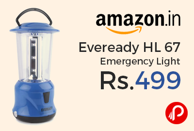 Eveready HL 67 Emergency Light