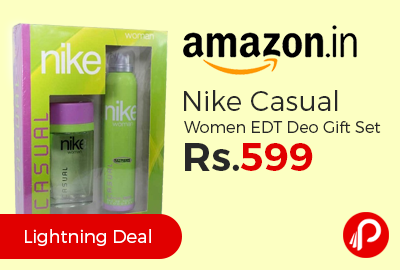 Nike Casual Women EDT Deo Gift Set