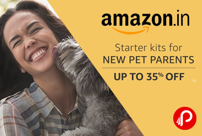 Starter Kit Product for New Pet Parents