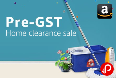 Pre-GST Home Clearance Sale on Appliances - Amazon