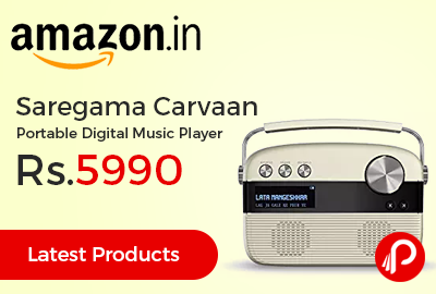Saregama Carvaan Portable Digital Music Player