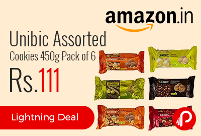 Unibic Assorted Cookies 450g