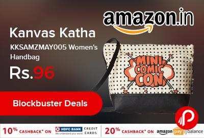Kanvas Katha KKSAMZMAY005 Women's Handbag