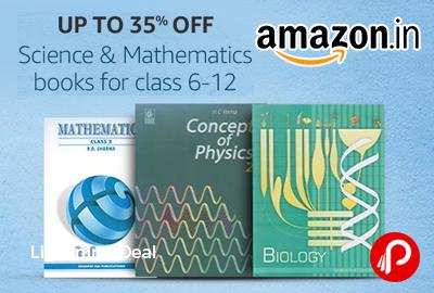 Science & Mathematics Book