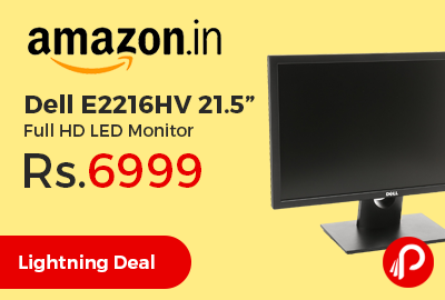 "Dell E2216HV 21.5"" Full HD LED Monitor"