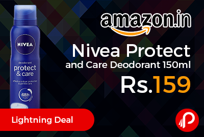 Nivea Protect and Care Deodorant 150ml