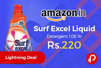 Surf Excel Liquid Detergent 1.05 ltr