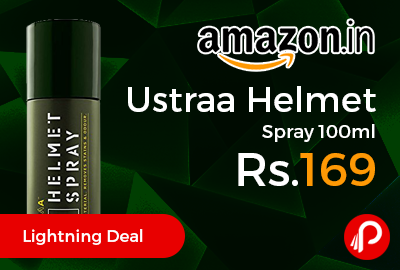 Ustraa Helmet Spray 100ml