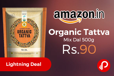 Organic Tattva Mix Dal 500g
