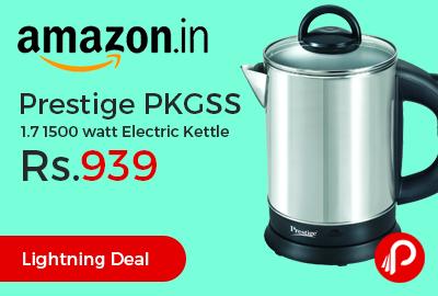 Prestige PKGSS 1.7 1500 watt Electric Kettle