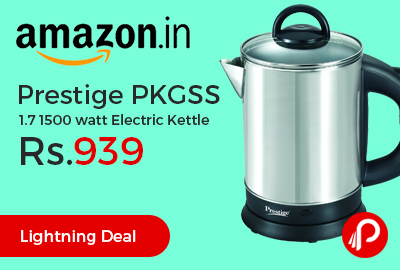 Prestige PKGSS 1.7 1500 watt Electric Kettle
